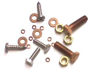 Specialty fasteners and metric fasteners for the commercial marine industry.