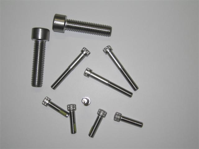 5//16-18x3//4 Socket Allen Head Cap Screw Stainless Steel 5//16 x .75 100